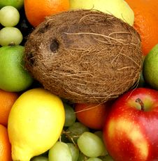 Free A Closeup Image Of Fresh And Tasty Fruits Stock Photos - 16480343