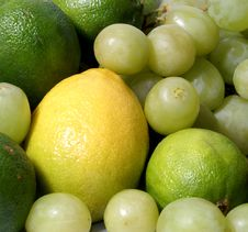 Free A Set Of Different Healthy And Tasty Fruits Royalty Free Stock Photography - 16480357