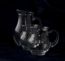 Free Jugs 1 Royalty Free Stock Photography - 16480427