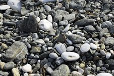 Free Stones Grey Tones Royalty Free Stock Photo - 16480525