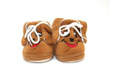 Free Baby Shoes Royalty Free Stock Photo - 16480735