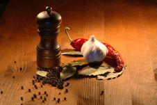 Free Spice Royalty Free Stock Photo - 16480755