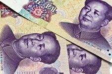 Free Chinese Money - Five Yuan Stock Images - 16480934