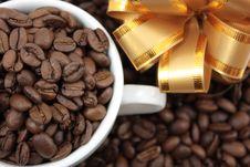 Free Coffee Present Stock Photo - 16481020