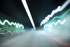 Free Speed Of Light Stock Photography - 16482852