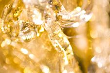 Free Abstract Background Of Christmas Decoration Royalty Free Stock Image - 16483266