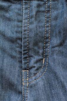 Free Jean Stock Photo - 16483890