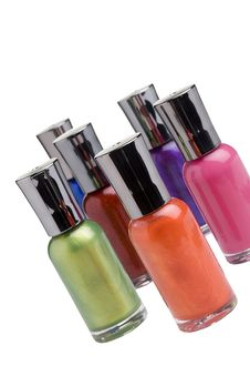 Free Nail Polish Royalty Free Stock Photography - 16484197
