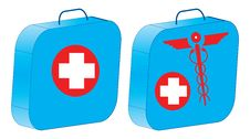 Free First Aid Box Royalty Free Stock Image - 16485346