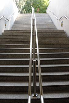 Free Staircase. Stock Photo - 16486870