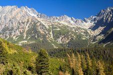 Free High Tatra Stock Image - 16487011