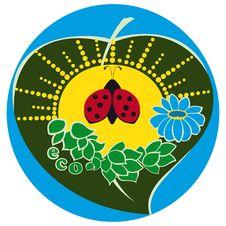 Free Eco Logo Stock Images - 16487224