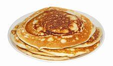 Free Pancake Royalty Free Stock Photo - 16487735