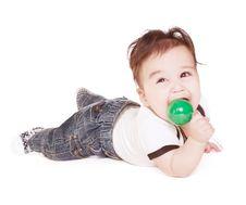 Free Asian Baby Boy Stock Image - 16488631