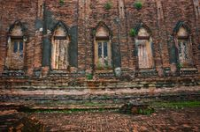 Free Buddhist Temple Ruins Stock Photos - 16489283