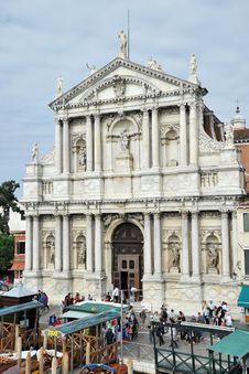 Free San Moise Church,Venice, Italy Stock Photo - 16489470