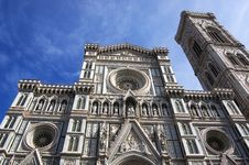Free Duomo Santa Maria Del Fiore Royalty Free Stock Image - 16489476