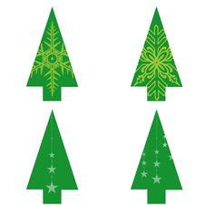 Free Christmas Tree Royalty Free Stock Image - 16489686