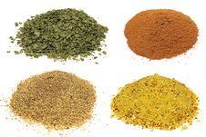 Free Spice And Seasoning Royalty Free Stock Photography - 16489877