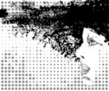Free Monochrome Portrait Royalty Free Stock Photos - 16490368