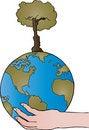 Free Nurture The World Royalty Free Stock Photo - 16492845
