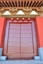 Free Eave And Door In Chinese Traditional Style Stock Photos - 16493273