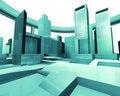Free City Blueprint Stock Photo - 16497820