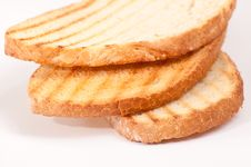 Free Toasted Bread Stock Photo - 16490230