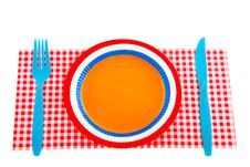 Free Typical Dutch Place Setting Stock Image - 16490971