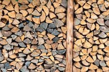 Free Firewood Royalty Free Stock Images - 16492049