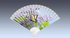 Free Butterfly Fan Stock Images - 16492634