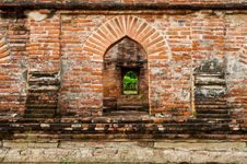 Free Buddhist Temple Ruins Stock Images - 16493064
