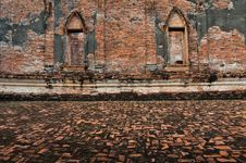 Free Buddhist Temple Ruins Royalty Free Stock Images - 16493119