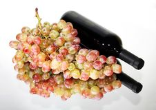 Free Bottle Of Wine Stock Images - 16493124