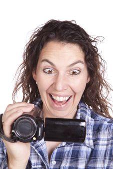 Free Happy Video Royalty Free Stock Photos - 16493388