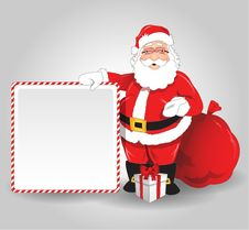 Free Vector Santa Claus Royalty Free Stock Photography - 16494557