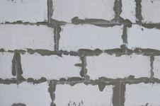 Free New Wall. Royalty Free Stock Photo - 16495435