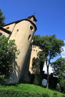 Free Scena Castle Stock Image - 16496331