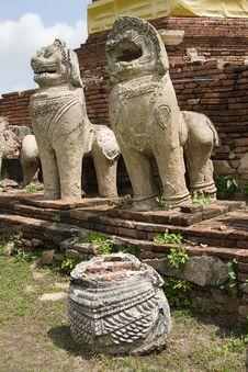 Free Wat Thammigarat Stock Photography - 16496662