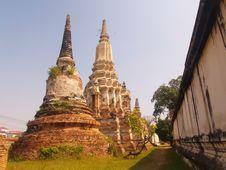 Free Wat Puttaisawan2 Royalty Free Stock Photos - 16496718