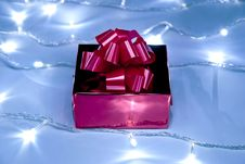 Free Gift Box Royalty Free Stock Photo - 16496725