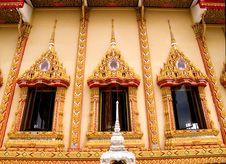 Free Wat Tawee2 Royalty Free Stock Photography - 16496797