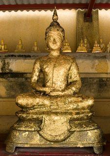 Free Buddha Image Royalty Free Stock Images - 16497089
