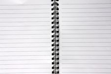 Free Note Book Royalty Free Stock Images - 16497889