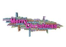 Free Merry Christmas Wallpaper Stock Photo - 16497920