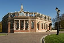 Free Tsaritsino Museum And Reserve In Moscow Royalty Free Stock Photography - 16497957