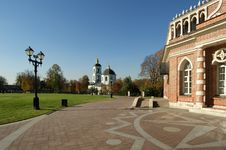 Free Tsaritsino Museum And Reserve In Moscow Stock Photos - 16498023