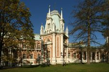 Free Tsaritsino Museum And Reserve In Moscow Royalty Free Stock Images - 16498219