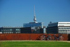 Free Berlin By Bike Stock Image - 16498741