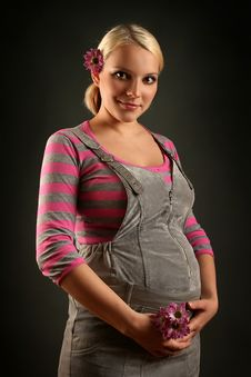Free Pregnancy Royalty Free Stock Photography - 16499187